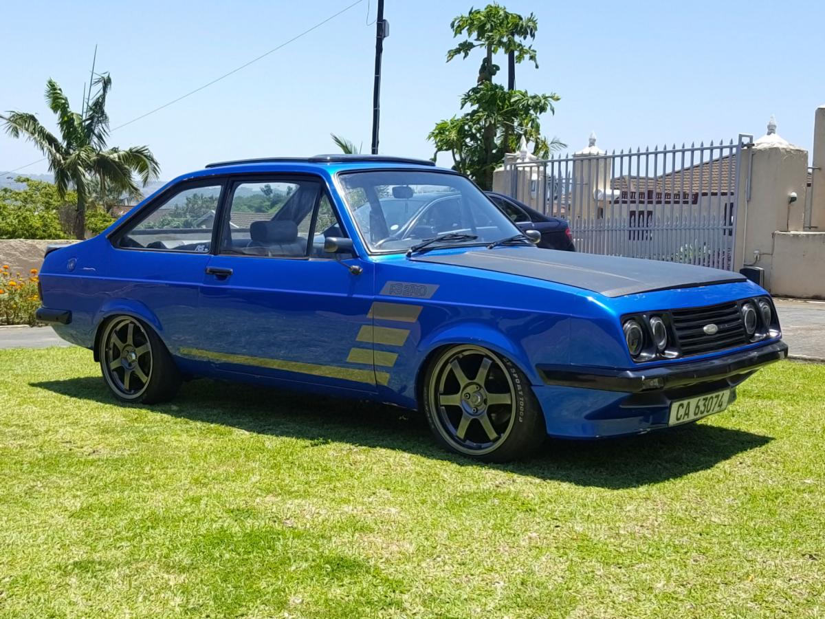 MK2 1980 RS2000 for sale from South Africa - OLD SKOOL FORD CARS FOR ...