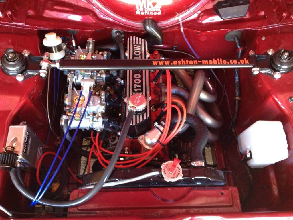 Which engine? - MK1 FIESTAS - Old Skool Ford