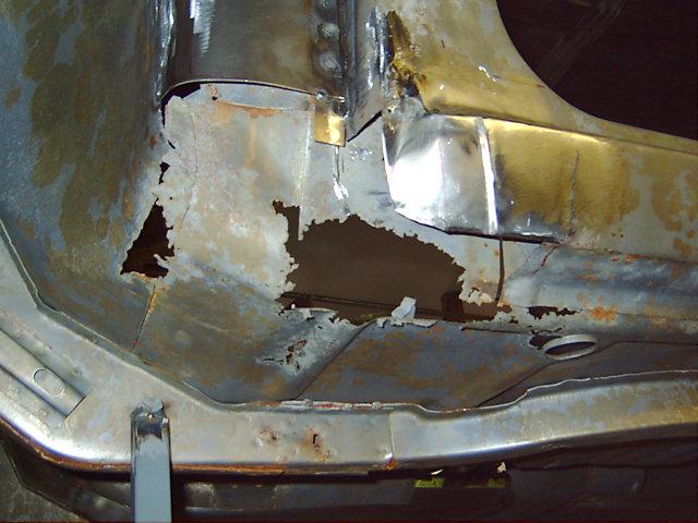 Near side sill repairs in progress.jpg