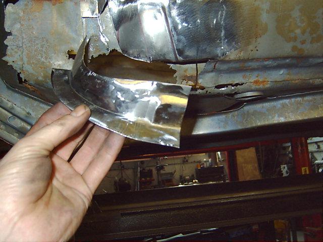 Near side sill repairs in progress2.jpg