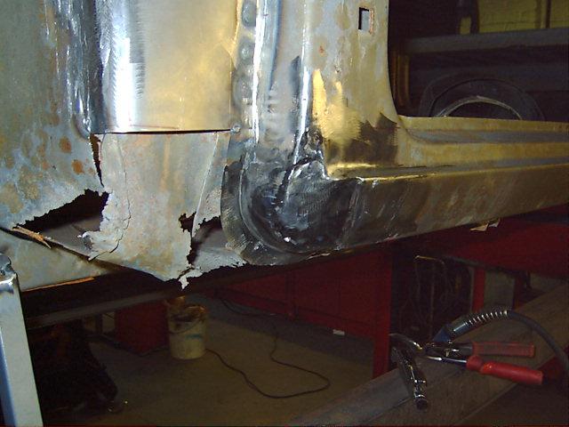 Near side sill repair complete.jpg
